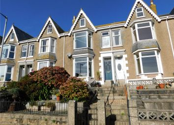Thumbnail 4 bed terraced house for sale in Carrack Dhu, St. Ives
