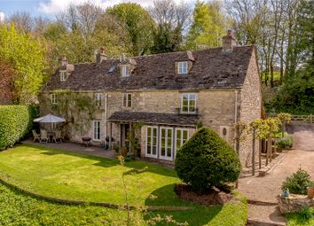 Thumbnail 4 bed detached house for sale in Bagpath, Tetbury, Gloucestershire