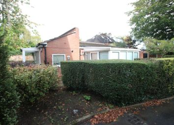 Thumbnail 1 bed detached bungalow for sale in Brooklands Road, Sale