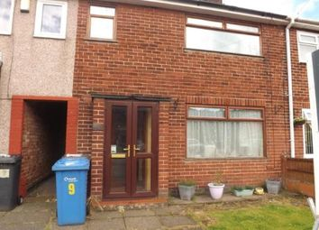 Thumbnail 2 bed terraced house for sale in Hindle Avenue, Warrington, Cheshire