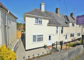 Thumbnail 2 bed semi-detached house for sale in Hillside Road, Falmouth