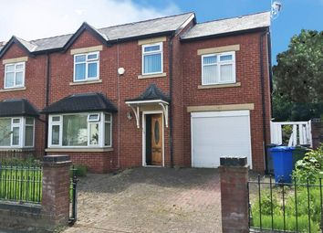 Thumbnail 4 bed semi-detached house to rent in Catterick Road, Didsbury, Manchester