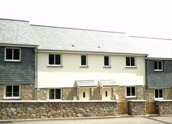 Thumbnail 2 bed terraced house to rent in Longstone Hill, Carbis Bay, St. Ives