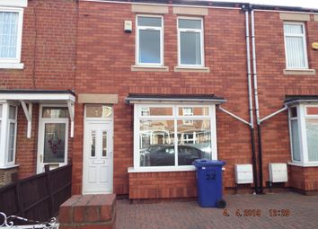 Thumbnail 3 bedroom terraced house to rent in Askern Road, Carcroft