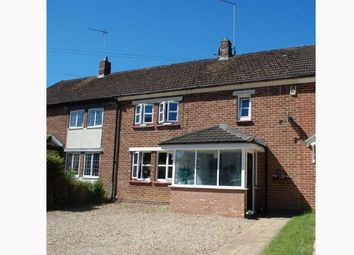 Thumbnail 3 bed terraced house for sale in Millers Close, Kislingbury, Northampton