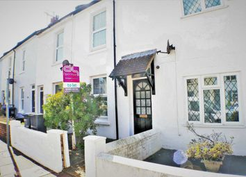 Thumbnail 2 bed terraced house to rent in Cranworth Road, Broadwater, Worthing