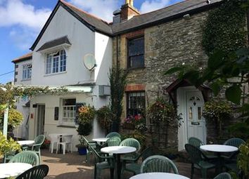 Thumbnail Restaurant/cafe for sale in Cosy Nook Tea Garden, Langurroc Road, Crantock, Cornwall