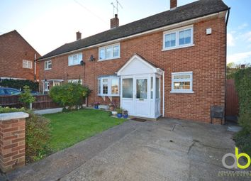Thumbnail 3 bed semi-detached house for sale in Caldwell Road, Stanford-Le-Hope