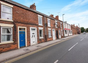 Thumbnail 2 bed terraced house for sale in Albert Road, Retford