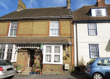Thumbnail 3 bed terraced house for sale in London Road, Teynham, Sittingbourne