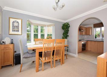 Carmans Close, Loose, Maidstone, Kent ME15. 4 bed detached house