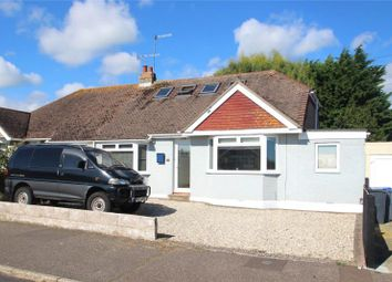 Thumbnail 4 bed semi-detached house for sale in Grover Avenue, Lancing, West Sussex