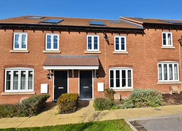 Thumbnail 3 bed terraced house for sale in Greenfinch Road, Didcot