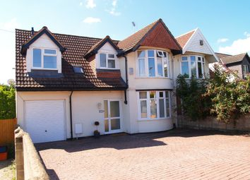 Thumbnail 4 bed semi-detached house to rent in Marlborough Road, Swindon