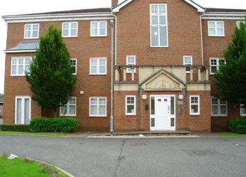 Thumbnail 2 bed flat for sale in Bradgate Close, Warrington