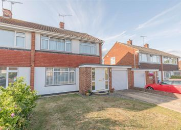 Thumbnail 3 bed semi-detached house for sale in Testwood Road, Windsor