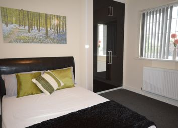 Thumbnail 1 bed flat to rent in Osmaston Park Road, Allenton, Derby