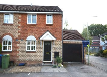 Thumbnail 2 bedroom end terrace house for sale in George Gardens, Aldershot, Hampshire