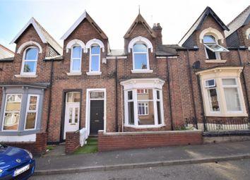 4 bed terraced house for sale in Carlyon Street, Ashbrooke, Sunderland SR2