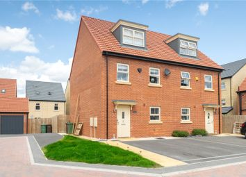 3 bed semi-detached house for sale in Elegance, 83 Turnberry Avenue, Ackworth, West Yorkshire WF7