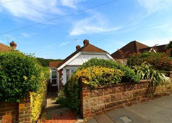 Thumbnail 3 bed detached bungalow for sale in Fairlight Avenue, Hastings, East Sussex