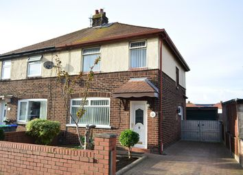 Thumbnail 3 bed semi-detached house for sale in Kingsmede, South Shore, Blackpool