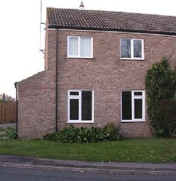 Thumbnail 3 bedroom semi-detached house to rent in Fen End, Over, Cambridge