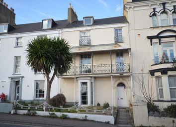 Thumbnail 1 bedroom flat for sale in Flat 2, 22 West Cliff, Dawlish, Devon