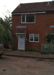 Thumbnail 2 bedroom town house to rent in Colin Mclean Road, Dereham