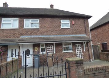 Thumbnail 2 bed semi-detached house for sale in Middlefield Road, Bentilee, Stoke-On-Trent