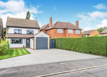 Thumbnail 4 bed detached house for sale in Ratby Lane, Markfield