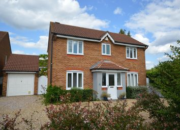 Thumbnail 3 bed detached house for sale in Murby Way, Thorpe Astley, Leics