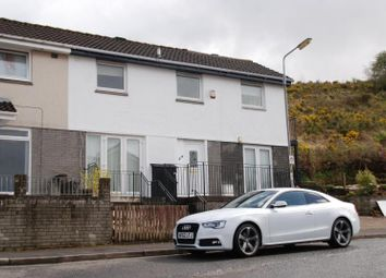 Thumbnail 2 bed detached house to rent in Dalmoak Road, Greenock