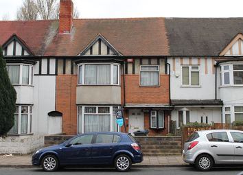 Thumbnail 3 bed terraced house for sale in Whitehall Road, Handsworth, Birmingham