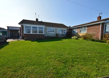 Thumbnail 3 bedroom semi-detached bungalow to rent in Churchill Crescent, Wickham Market, Woodbridge