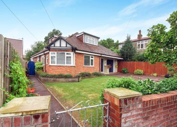 Thumbnail 4 bedroom bungalow for sale in Fernhill Avenue, Weymouth