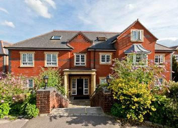 Thumbnail 3 bed flat for sale in Tudor Lodge, St. Monicas Road, Tadworth, Surrey