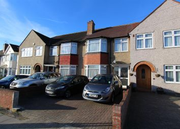 Thumbnail 3 bed terraced house to rent in Victoria Avenue, Hillingdon, Uxbridge