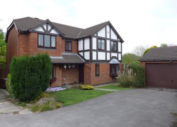 Thumbnail 4 bedroom detached house for sale in Glencourse Drive, Fulwood, Preston
