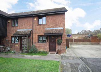 Thumbnail 2 bed terraced house for sale in Haygreen Close, Kingston Upon Thames