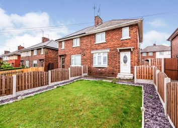 Thumbnail 3 bed semi-detached house for sale in Canklow Road, Rotherham