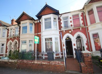 Thumbnail 3 bed terraced house for sale in Llanishen Street, Heath, Cardiff
