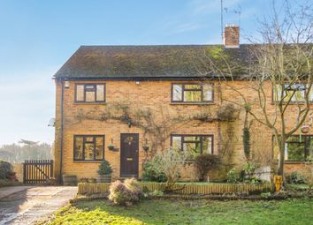 Thumbnail 3 bed cottage for sale in Little Haseley, Oxford