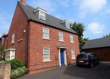 Thumbnail 5 bed detached house to rent in De Lacy, Towles Pastures, Castle Donington, Derby