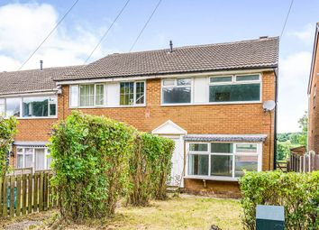 Thumbnail 3 bed end terrace house for sale in Ramshead Crescent, Leeds, West Yorkshire