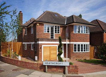 Thumbnail 5 bed detached house for sale in Heathcroft, London