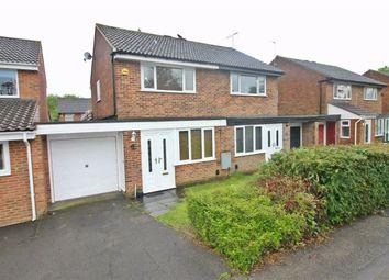 Thumbnail 2 bedroom semi-detached house to rent in Wallingford, Bradville, Milton Keynes