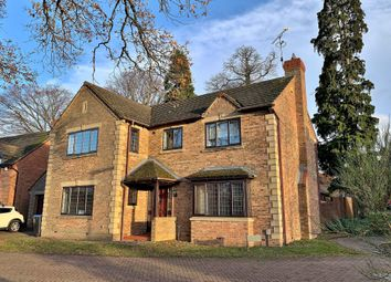 Thumbnail 4 bedroom detached house to rent in Percheron Drive, Knaphill, Woking