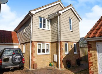 Thumbnail 4 bed link-detached house for sale in Mulberry Lea, Upwell, Wisbech