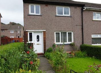 Thumbnail 3 bed terraced house for sale in First Avenue, Dumbarton
